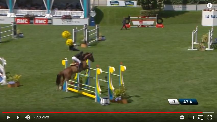 Longines FEI Jumping Nations Cup La Baule FRA Longines Grand Prix