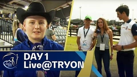Live@TRYON Day 1