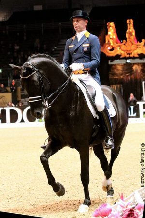 Hans Peter Minderhoud & Dream Boy da Glock vencem o GP da Copa do Mundo Mechelen