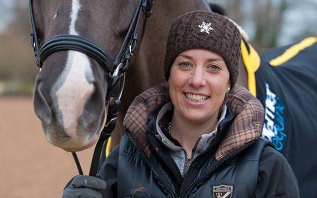 Charlotte Dujardin fonte Horse & Hound