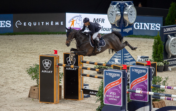 Longines FEI World Cup Finals Paris 2018