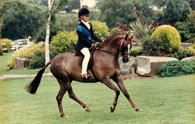 Charlotte Pony Ardenhall Royal Secret, fonte Horse & Hound