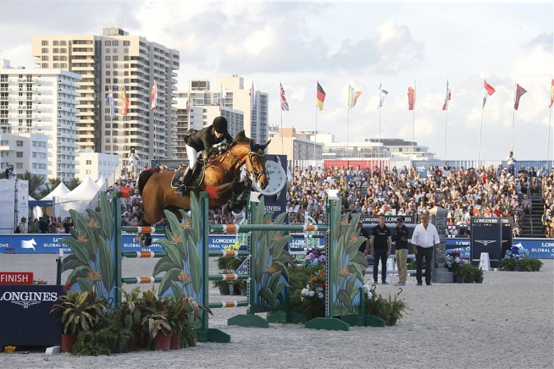 Edwina Tops-Alexander on California, ph.Mario Grassia, LGCT