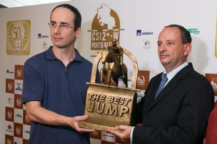 The Best Jump terá número recorde de cavaleiros estrangeiros em 2018