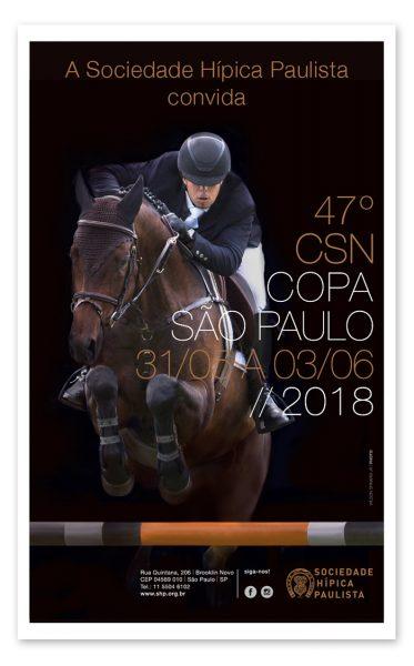 Concurso de Salto Nacional 47ª Copa São Paulo - SHP