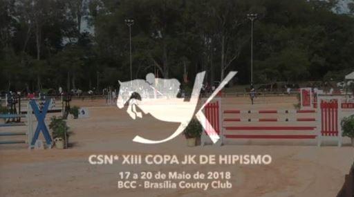 TRANSMISSÃO AO VIVO - CSN XIII COPA JK DE HIPISMO 2018