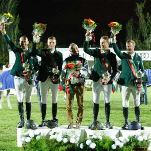 98 CSIO Lisboa Irlanda vence Taça das Nações