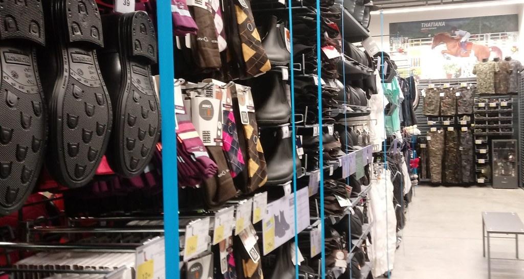 Decathlon hipismo loja Paulista