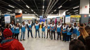 Equipe Decathlon loja Av. Paulista