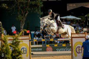 Artemus de Almeida, campeão do Ranking Brasileiro Senior Top e Indoor, foto Luis Ruas