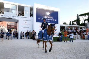 Ben Maher triumphs in the LGCT Grand Prix of Rome, ph.Stefano Grasso, LGCT