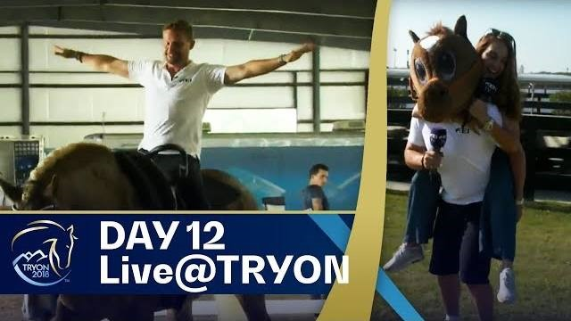 Live@TRYON 🔴 Day 12