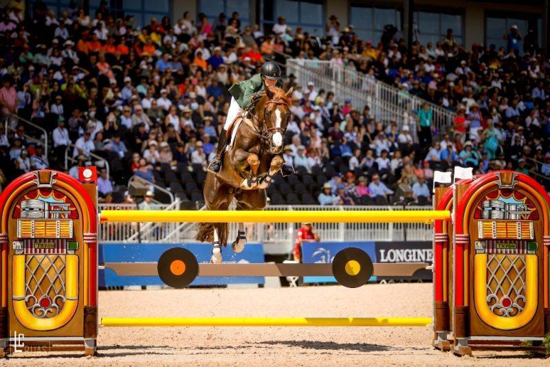 Pedro Veniss não salta por lesão do cavalo e termina em 24º