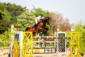 Calvano C JMen com Rodrigo Chaves Nunes dupla campeã cavalos 7 anos (Luis Ruas)