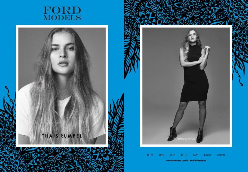 Thais Rumpel - Ford Models