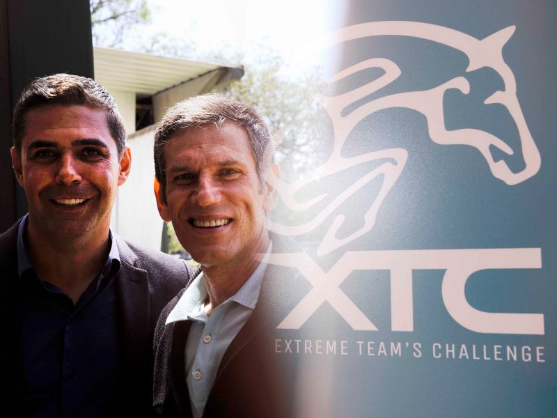 Doda Miranda e Marcello Artiaga idealizadores do XTC que vai agitar 2019
