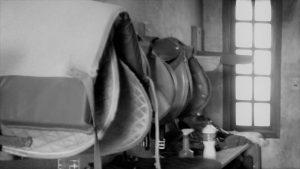 Material equestre, quarto de sela