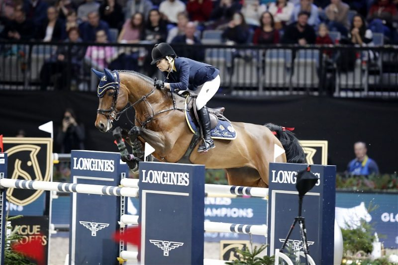 Edwina Tops-Alexander on California, ph.Mario Grassia, LGCT (2)
