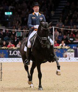 Hans Peter Minderhoud e Dream Boy vence Mechelen Copa do Mundo Grand Prix Freestyle