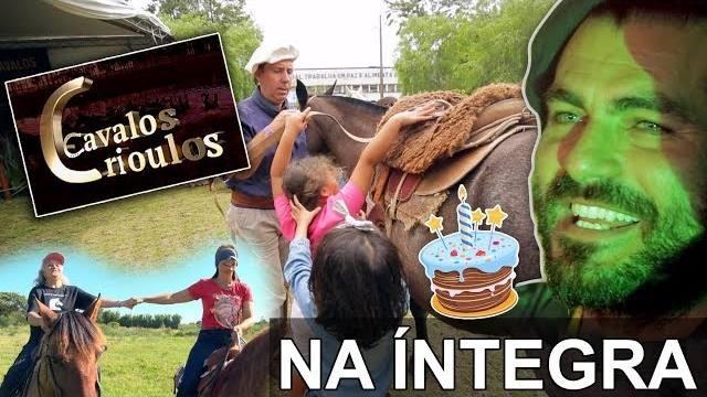 Programa Cavalos Crioulos na ÍNTEGRA 17-02-2019