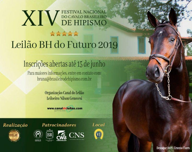 XIV FESTIVAL NACIONAL DO CAVALO BH 2019