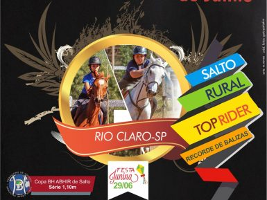 Etapa ABHIR Rio Claro 29 e 30/06
