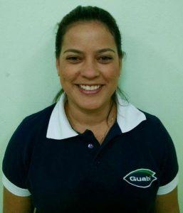 Luzilene Araujo de Souza, técnica de equinos na Guabi Nutrição e Saúde Animal