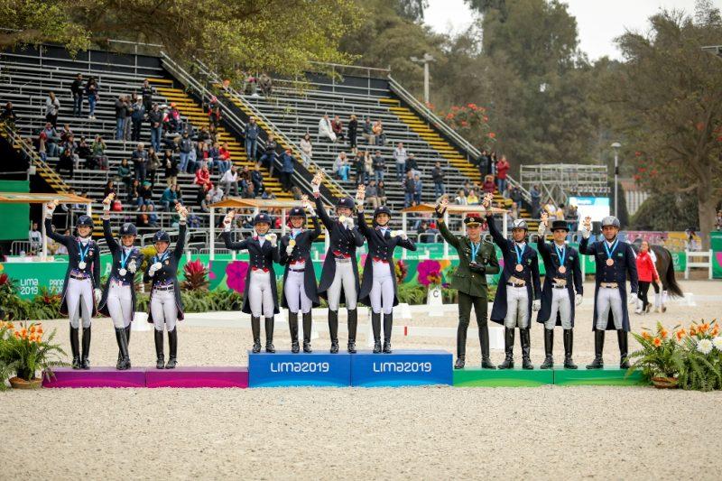 Canadá, ouro, EUA, prata e Brasil, bronze (CBH Luis Ruas)