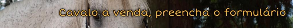 Ficha para venda de cavalo