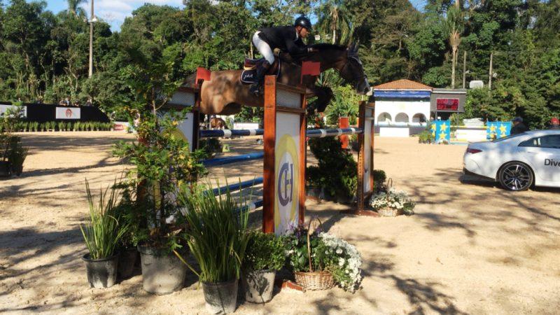 Marcello Ciavaglia campeão paulista Cavalos Novos 08 anos