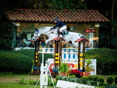 Calla Blanca – Égua para provas fortes, à venda