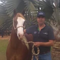 Eduardo Villela Villaça Freitas, Zootecnista, Doutor em Zootecnia, supervisor técnico de Equinos na Guabi Nutrição e Saúde Animal