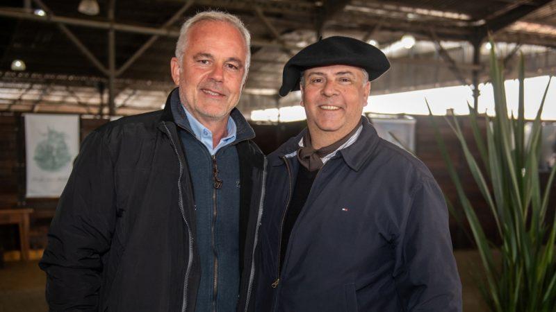 Giuseppe e Fleck - Crédito Leandro Vieira ABCCC