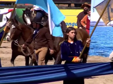 Programa Cavalo Crioulo sem Fronteiras do dia 31 de agosto