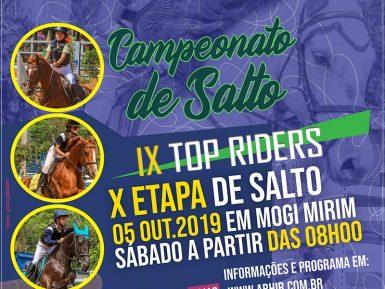 ABHIR X Etapa de Salto | IX Top Riders (05/10)