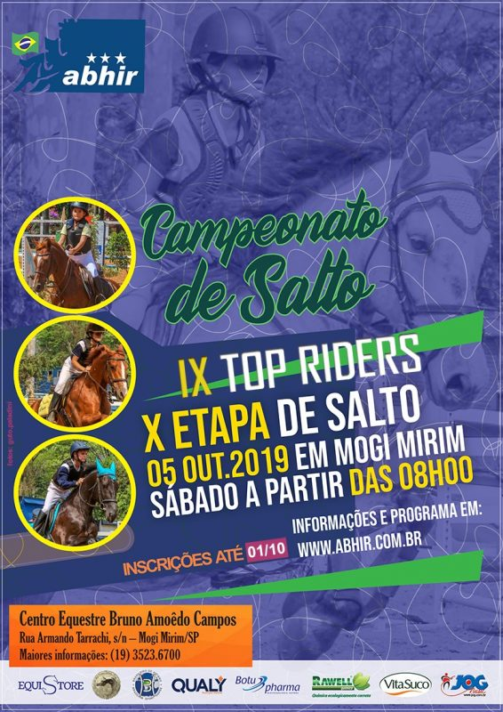 X Etapa de Salto - IX Top Riders