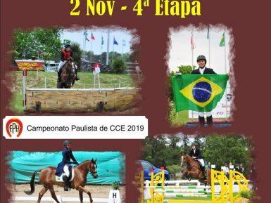 OE Adestramento – CCE Ribeirão Preto – 02/11