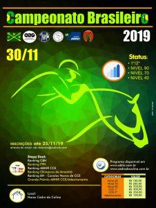 Campeonato Brasileiro de CCE, Colina - 30-11