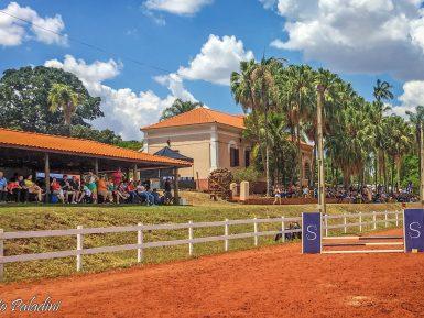 Nata do Hipismo Rural participou de evento completo em Jaú
