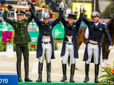 Olympic Berths for Brazil & South Africa Down to Wire, Austria & France in Wings