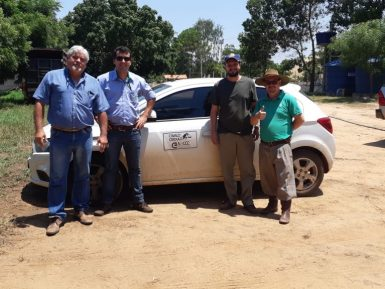 Gira Técnica da ABCCC percorre regiões do Norte e Nordeste do Brasil