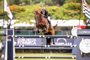 Marcelo Ciavaglia compete com Theron RJ em busca do ranking senior top (Luis Ruas)